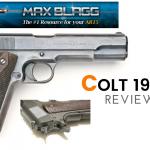 Colt 1911 Review